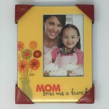 Mom Loves Me A Bunch Picture Frame Photo NEW  *  St Nicholas Square NEW - $19.34
