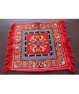 Prayer-Or-Meditation-Mat-Puja-Ritual-Pooja-aasan-Aasan      - $21.84