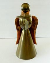 Vintage Brass Copper Angel Candle Holder ADG Ch... - $14.95