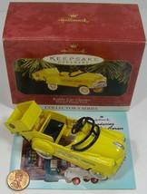 Hallmark Keepsake Kiddie Car Classics Murray Dump Truck 1997 - $12.99