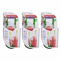 Baggy Rack - 3 Pack Sandwich Bag Racks, Clip Food Storage Bags Onto Hold... - $14.79