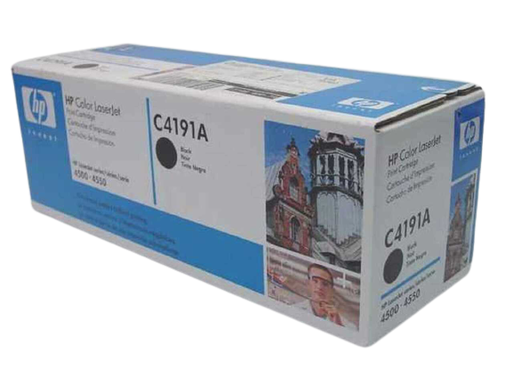 HP C4191A Black Toner Cartridge  - $24.75