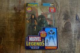Marvel Legends Apocalypse Series Action Figure X-23 2005 w/ upper torso ... - $29.02