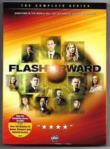 Flashforward Complete Second Season 1   5-Discs DVD Set   2010   AS NEW  - $19.99