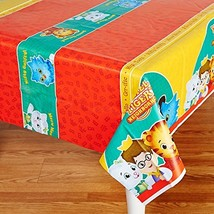 BirthdayExpress Daniel Tiger Party Supplies - Plastic Table Cover - $13.04