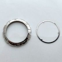SWATCH IRONY Rotating SCUBA Bezel + Click Tension Ring NEW Replacement P... - $23.17