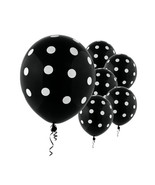 "12/18pc 11"" Polka Dot Latex BalloonHappy Birthday Baby Shower Wedding Br... - $0.99+"