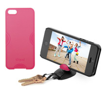 XSD-323584 Tiltpod 4-in-1 Camera Tripod Phone Case Keychain Stand for iP... - $8.03