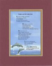 Touching and Heartfelt Poem for Daughters - Daddy and His Little Girl Poem on 11 - $15.79