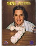 ORIGINAL Vintage 1975 New York Mets Yearbook Tom Seaver - $37.18