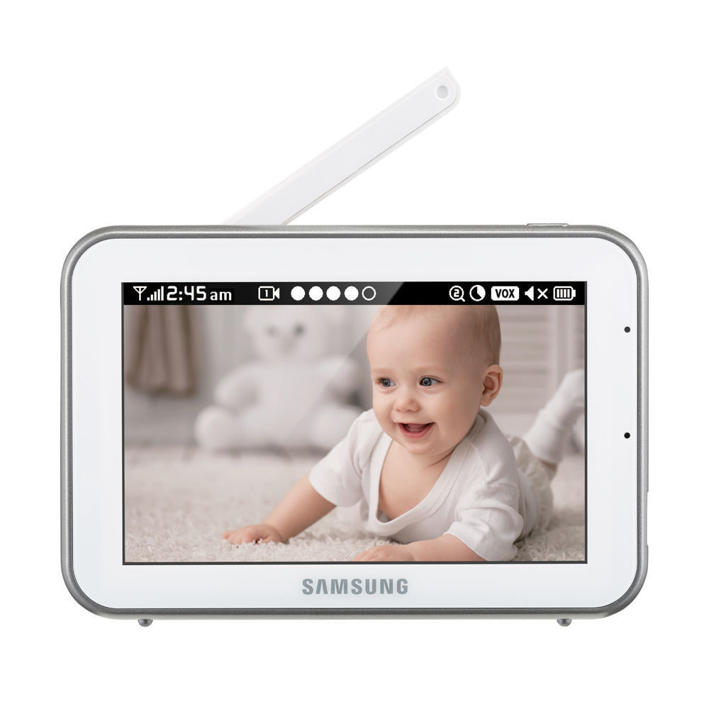 Primary image for Samsung SEW-3043WN Wireless Touch Screen Baby 1pcs Monitor Only