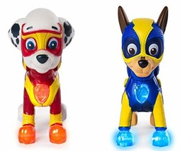 Characters Apparel PAW Patrol Mighty Pups Special Edition Figures with L... - $36.26
