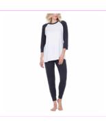 Honeydew Ladies 2 Piece Pajama Set  HEATHER CHARCOAL S - $8.72