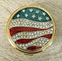Unused Estee Lauder America the Beautiful Compact Crystals Lucidity Powder - $59.40