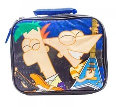 Disney's Phineas & Ferb Insulated Lunch Box NEW - $11.30