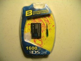 Rechargeable Battery Pack 1600mah DS Lite image 2