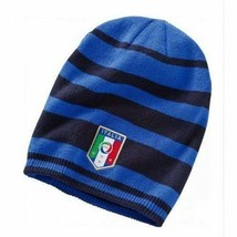 PUMA ITALIA FIGC TEAM POWDER BLUE BEANIE - $19.80