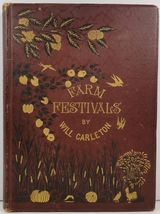Farm Festivals by Will Carleton - $7.99