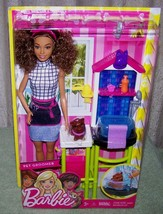 Barbie You Can Be Anything PET GROOMER Doll Playset New - $30.88