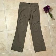 Ann Taylor Brown Bootcut Dress Pants Trousers Women's Size 4 Slacks # 77 - $17.77