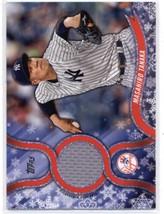2018 Topps Holiday Relics Snowflakes #R-MT Masahiro Tanaka Yankees NM-MT... - $6.00
