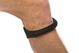 Cho-Pat Original Knee Strap - Recommended by Doctors to Reduce Knee Pain - Black - $17.50