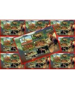 GIBRALTAR 2012 PROTECTED ANIMALS x 10 S/S MNH CV$82.50 $WHOLESALE $FREE ... - $11.58