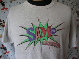 SAM TV Intense Entertainment T Shirt Sz XL movie promo  - $19.79