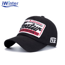 IWINTER New Fashion Cap Baseball Cap For Men Women Embroidery Mesh Cap H... - $10.59