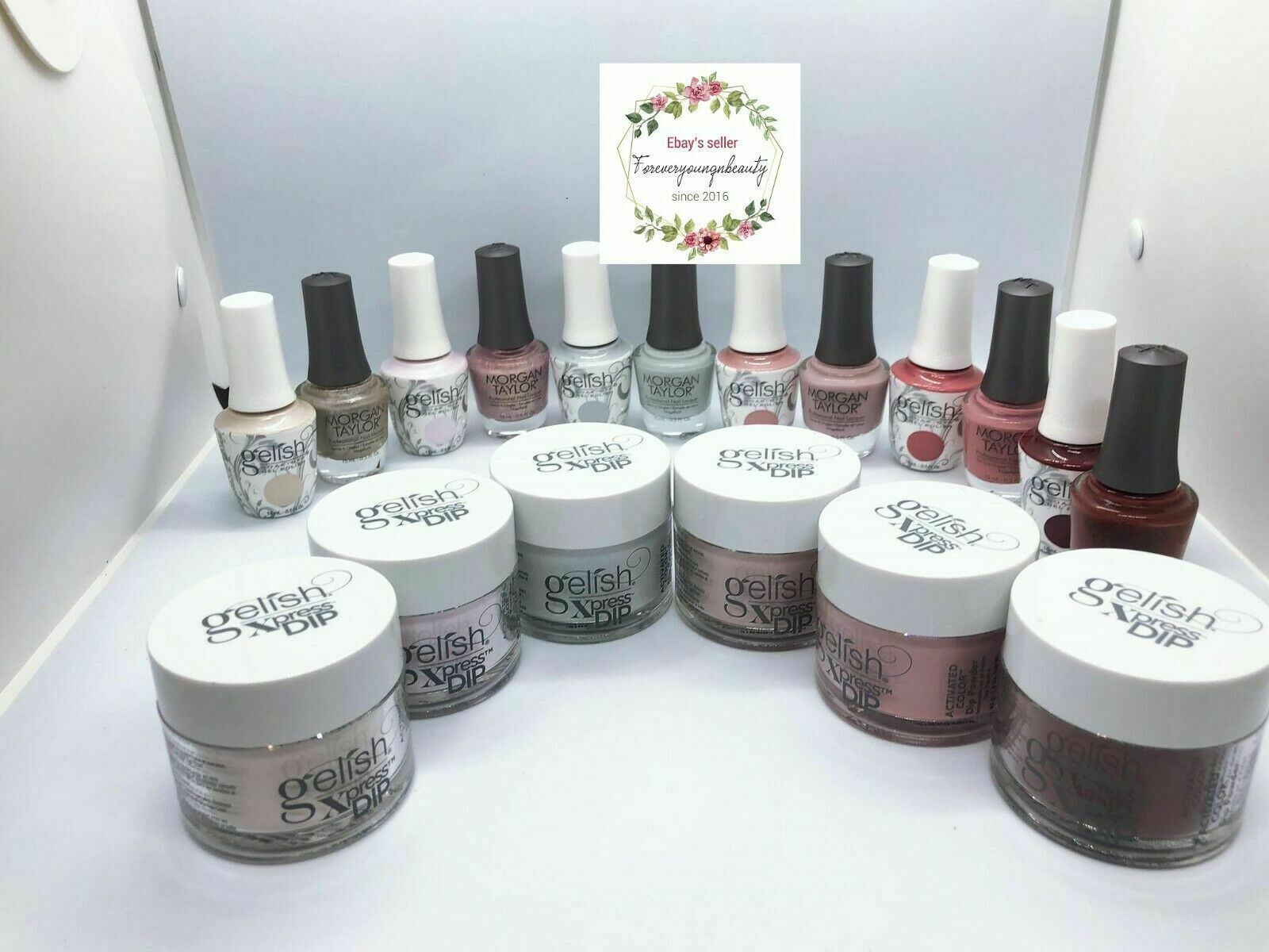 Primary image for Gelish Trio Out In The Open New Collection 2021