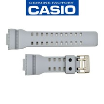 Genuine CASIO G-SHOCK Watch Band Strap GA-110TS-8A3 Original Gray Rubber - $39.95