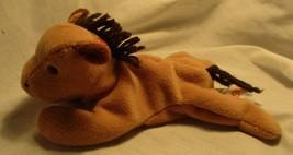 Ty Beanie Baby Derby Yarn Mane PVC Filled NO TAG - $4.94