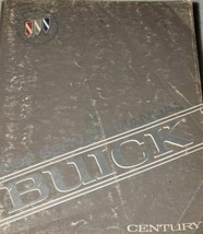 1992 BUICK CENTURY Service Repair Shop Workshop Manual Factory OEM GM - $19.75