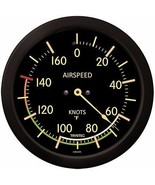 "Trintec Massive 14"" Vintage Aviation Airspeed Indicator Round Thermomete... - $36.70"
