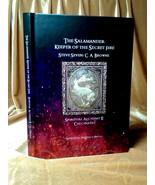 THE SALAMANDER Keeper of the Secret Fire Spiritual Alchemy Vol 2 Ltd cop... - $89.09