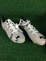 Baltimore Ravens Team Issued Under Armour Nitro 10.0 Size Football Cleats - $29.99