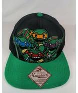 Teenage Mutant Ninja Turtles SnapBack Trucker Hat Adjustable Nickelodeon - $15.99