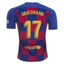 Nike A. Griezmann Barcelona Vaporknit Vapor Match Home Jersey 2019/2020 Patches - $99.99+