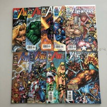Lot of 9 Avengers (1996 2nd Series) #1-9 VF Very Fine - $29.70