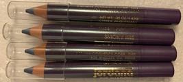 Lot of 4 Jordana Eyeshadow Pencils Smoky Iris .05oz/1.42g - $14.99