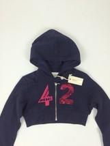 Diesel Kids' Girls' Snowi Cardigan Sweater Size S Color Purple Retail 60... - $25.94