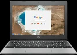 """HP 11.6"""" HD Chromebook Intel Celeron N3060/4GB/16GB eMMC 11-v069cl 2-Yr Warranty - $395.99"""