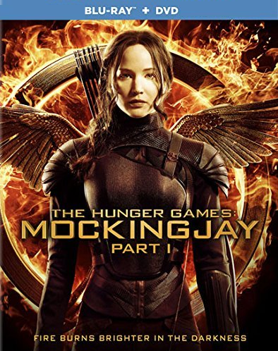 The Hunger Games: Mockingjay Part 1 [Blu-ray + DVD] [2015]
