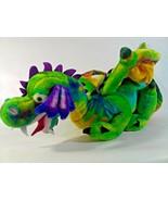 "Melissa & Doug Dragon Plush Baby kids Pretend Play JUMBO 40"" Toddler Toys - $56.05"