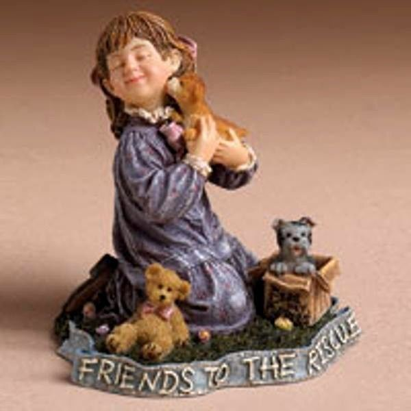 "Primary image for Boyds Dollstone ""Allison.. To the Rescue"" #3588- 1E- 2004- new"