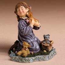"Boyds Dollstone ""Allison.. To the Rescue"" #3588- 1E- 2004- new - $23.99"