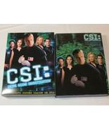 Csi: Crime Scene Investigation - la Completa Segunda Temporada DVD 2003 6-Disc - $21.36