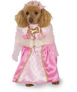 Adorable Pet Dog Costume: Brown Pirate King/Queen, Pink Princess, Witch ... - €4,26 EUR+