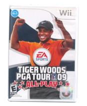 Nintendo Game Tiger woods pga tour '09 all play - $10.99