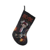 """AC/DC© """"ROCK OR BUST"""" STOCKING w - $16.99"""